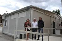 new radiology prebuilt department in Norcia